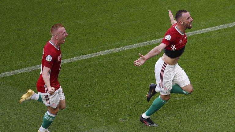 Сензация в Будапеща - Фиола направи 1:0 за Унгария срещу Франция