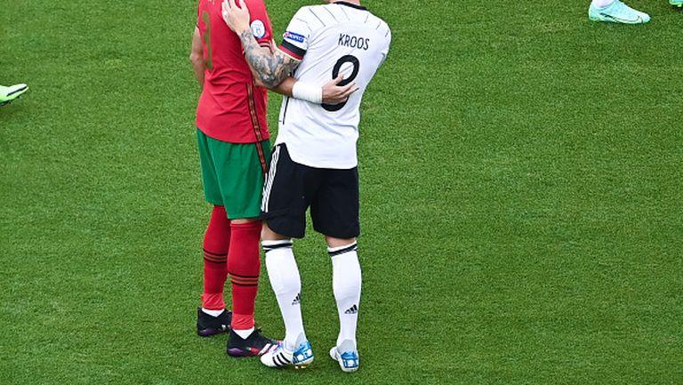 ВАР се намеси и не зачете атрактивен гол за Германия срещу Португалия