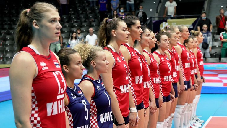 Хърватия на финал в Златната европейска лига в Русе