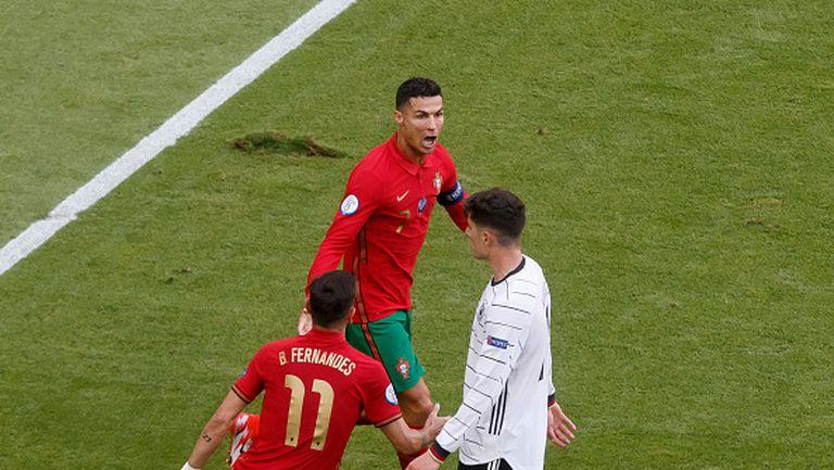 Роналдо показа класа, подигра се с Рюдигер