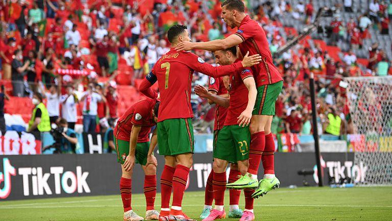 39' Португалия - Германия 1:2
