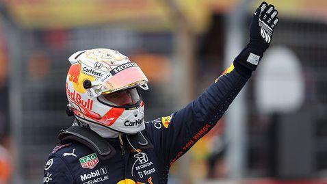 Верстапен спечели квалификацията преди Гран При на Франция