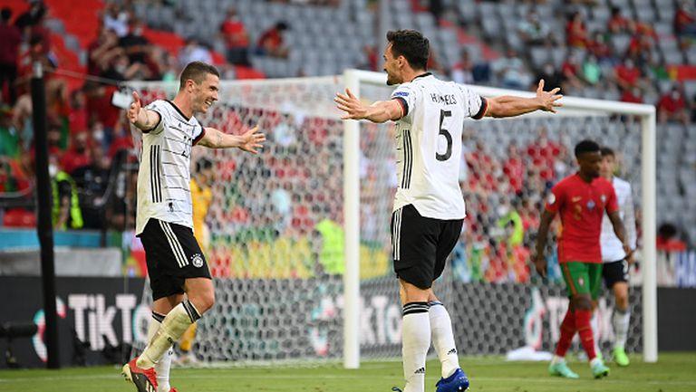 Госенс ознаменува силната си игра с гол за 4:1