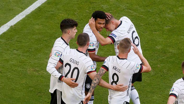 Германия надигра с 4:2 Португалия в мач с два автогола и историческо попадение на Роналдо