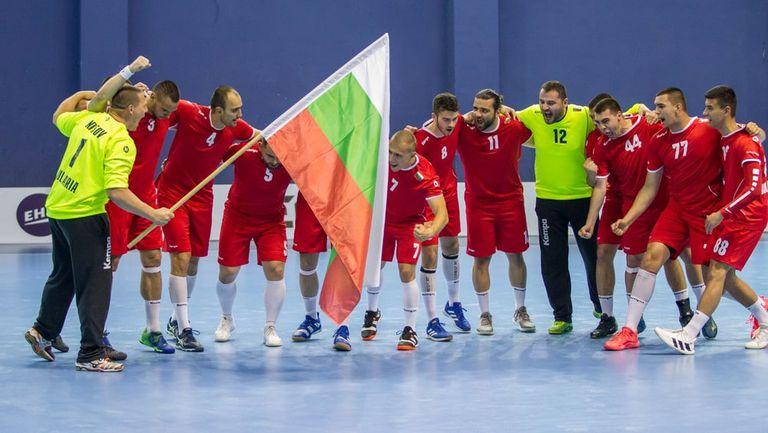 България измъкна бронза на IHF/EHF Trophy след драма срещу Молдова