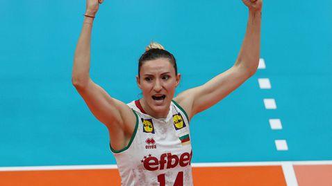 Емилия Димитрова: Няма място за страх, когато играеш за България!