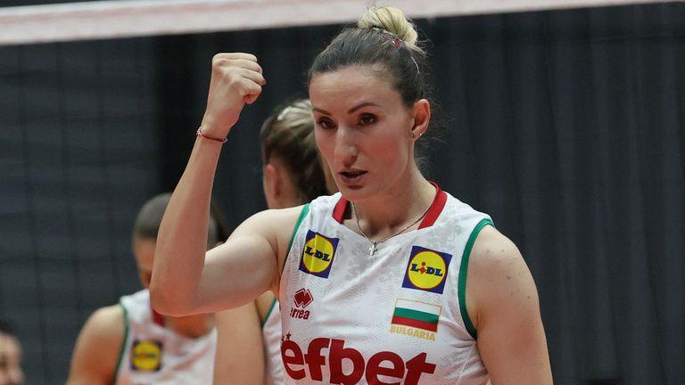 Емилия Димитрова – тихият лидер на лъвиците