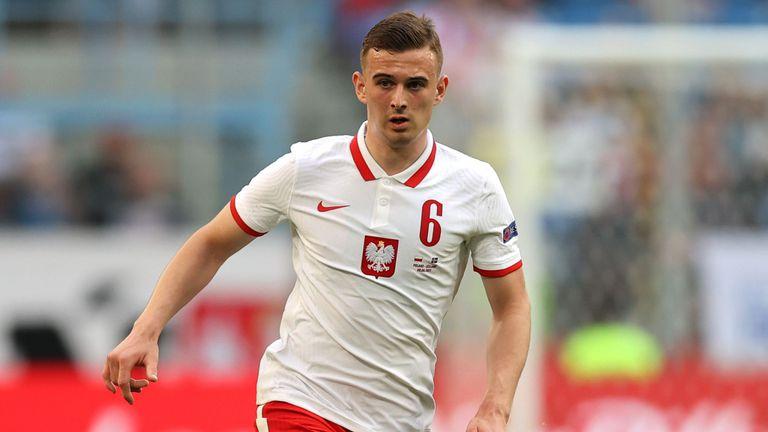 Поляк стана най-младият футболист, играл на европейско първенство