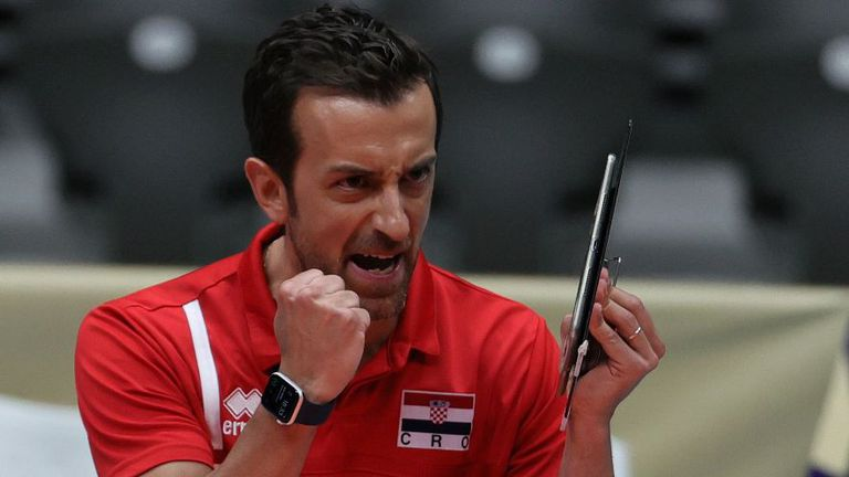 Треньорът на Хърватия: Трябва да покажем повече качества на финала, но България е фаворит