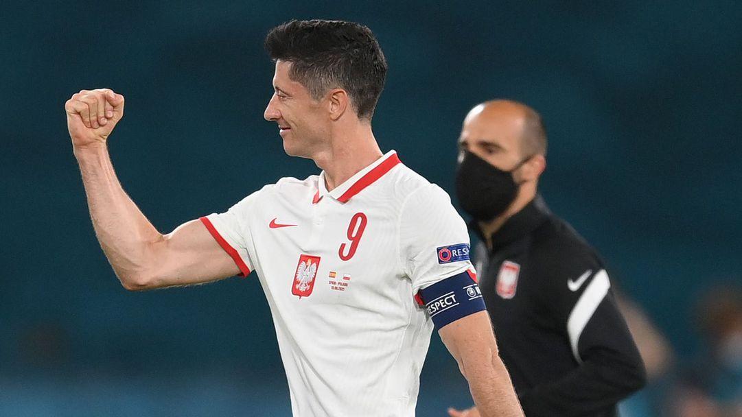 Левандовски: Стояхме по-добре от мача със Словакия