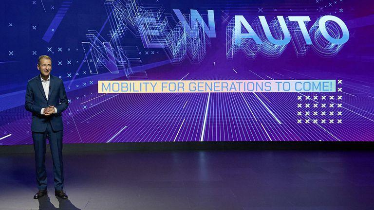 Volkswagen Group представи стратегията си за автономната електрическа мобилност