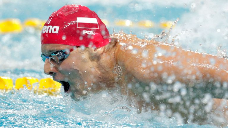 Плувец и колоездачка ще са знаменосци на Полша на откриването на Олимпиадата