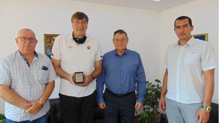 Георги Глушков: Шумен е град с големи традиции в баскетбола