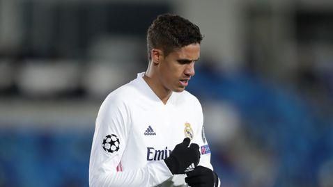 Добри новини за Анчелоти, важна седмица за Варан в Реал Мадрид