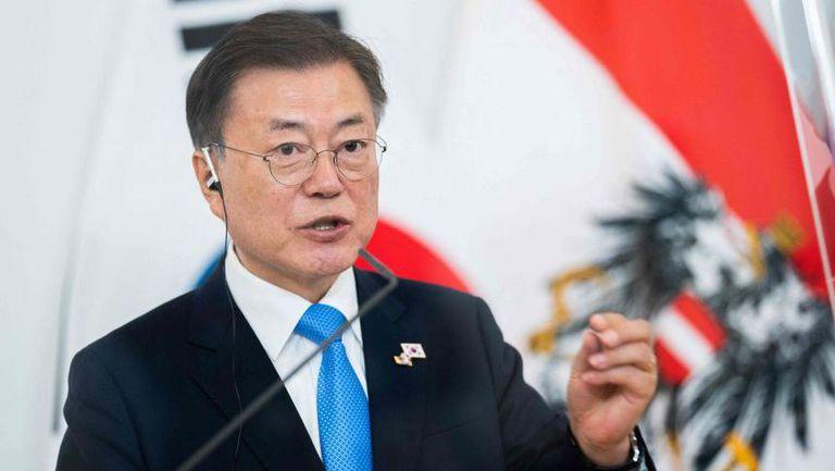 Президентът на Република Корея няма да посети Токио по време на Олимпийските игри