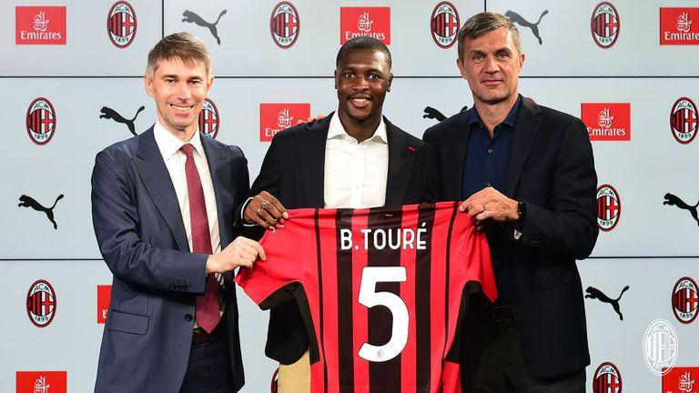 Най-новото попълнение на Милан: Не можех да повярвам, че клубът ме иска