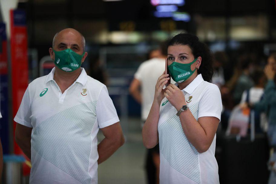 Антоанета Костадинова и Селин Али заминават за Токио
