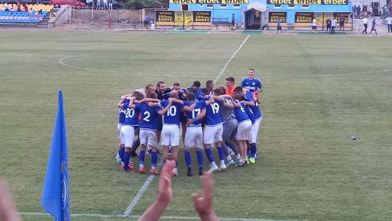 Спартак (Варна): Не сме изпаднали в еуфория от победата в Пловдив