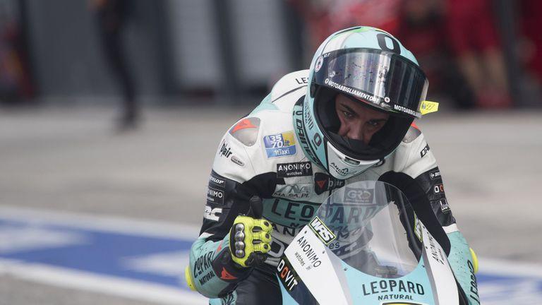 Денис Фоджа с втора поредна победа в Moto3 след падане за доминатора Романо Фенати
