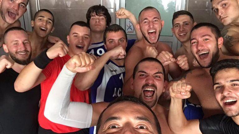 Спартак (Варна) победи Пирин-64 в Гоце Делчев в първия кръг на хандбалното първенство при мъжете
