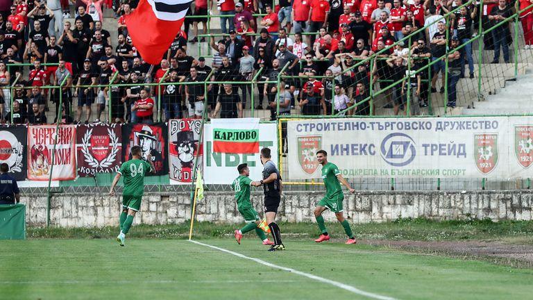 Дориан Бабунски даде аванс за Ботев Враца срещу ЦСКА-София