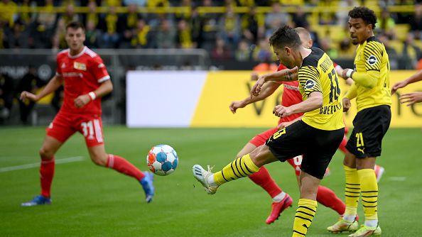 24` Борусия Дортмунд - Унион 2:0