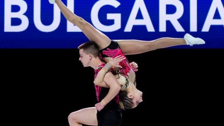 Исторически успех за България на ЕП по спортна аеробика в Пезаро, националите спечелиха 4 златни медала