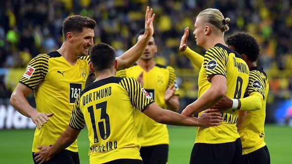 Поредно избухване на Холанд при победата на Борусия Дортмунд над Унион с 4:2
