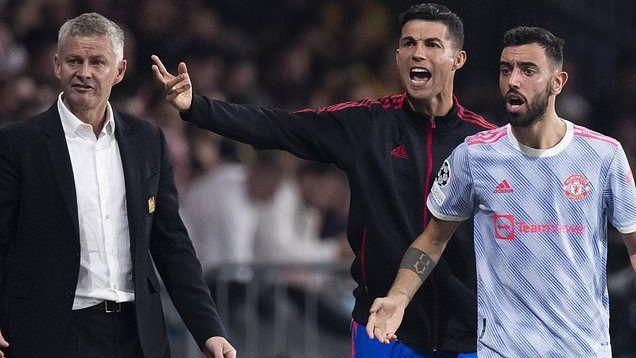 Солскяер: Дано да не стане така, че Роналдо никога повече няма да получи дузпа