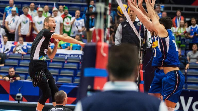 Финалът на Евроволей 2021 Словения - Италия 0:0! Следете мача ТУК!🏐