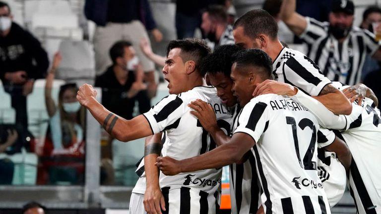 4' Ювентус - Милан 1:0