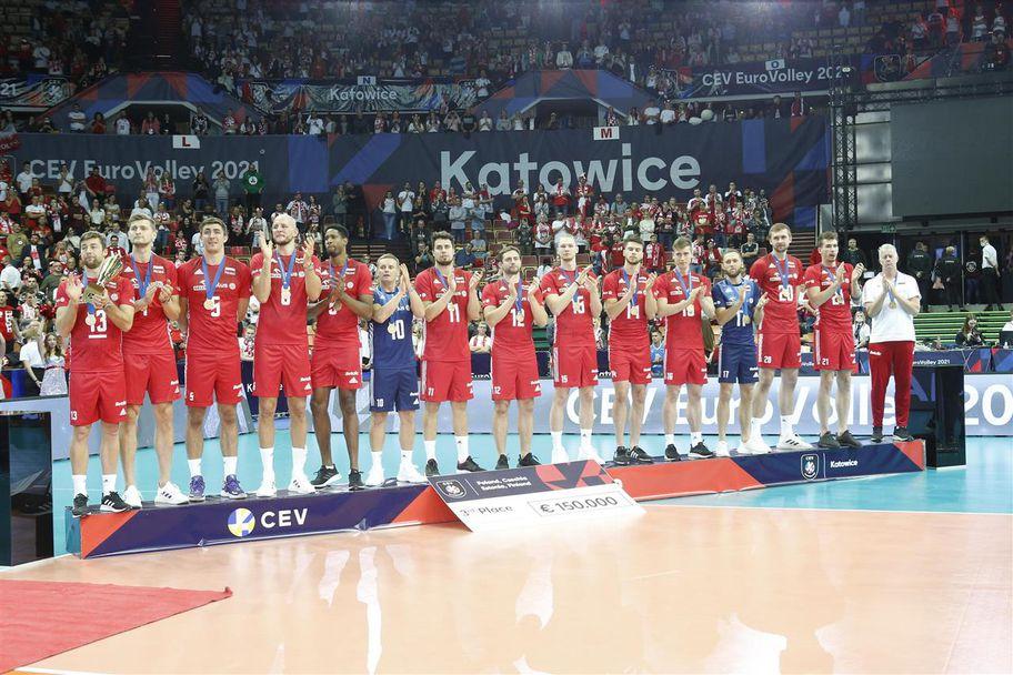 Италия е новият волейболен шампион на Европа!