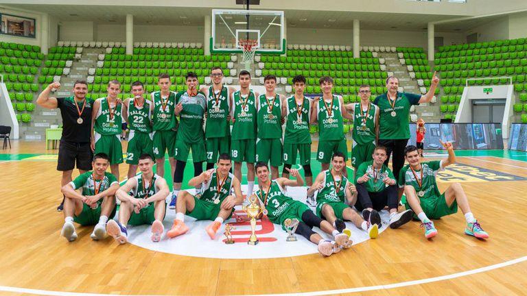 Балкан започва участието си в Европейската младежка лига тази седмица