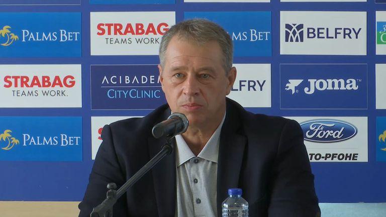 """Ивайло Ивков: Имаме нужда от феновете и ги призовавам за невиждана подкрепа чрез кампанията """"Аз съм Левски"""""""