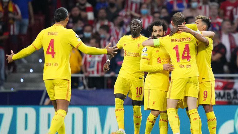 Ливърпул взе реванш от Атлетико във футболна лудост с 5 гола, червен картон и отменена дузпа