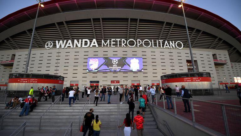 Атлетико Мадрид 0:0 Ливърпул