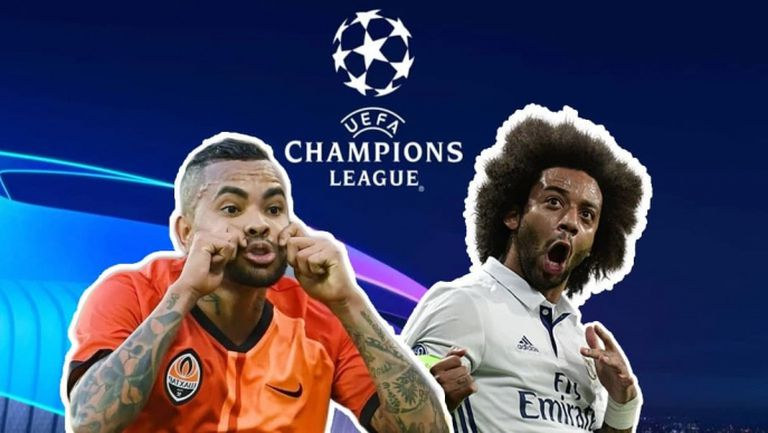 Шахтьор (Донецк) 0:0 Реал Мадрид, следете тук