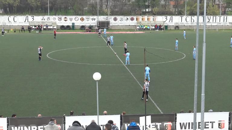 (U17) Локомотив (Пловдив) - Арда 6:1