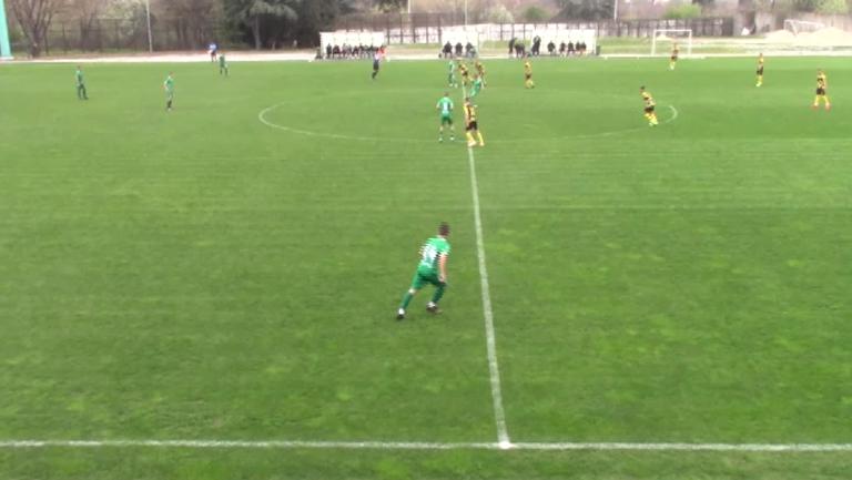 (U17)  Берое - Ботев (Пловдив) 0:2
