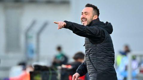 Треньорът на Сасуоло бесен: Не искам да излизам срещу Милан, това е държавен преврат