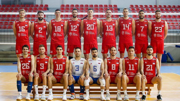 Бивш волейболист на Добруджа е в състава на Сърбия за турнира в Любляна и Лигата на нациите 🏐