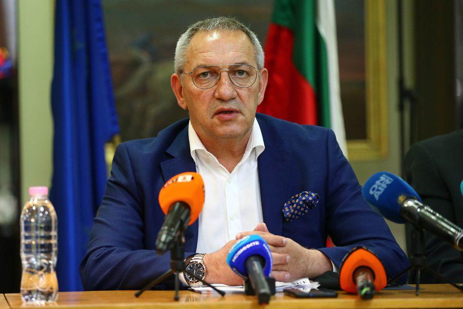 Служебният министър на спорта Андрей Кузманов представи своя екип