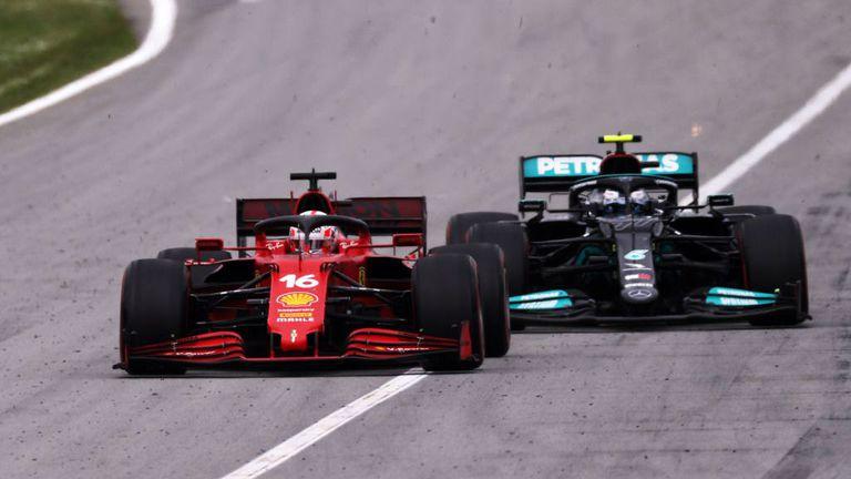Ферари заменя Мерцедес в теста на Пирели идната седмица