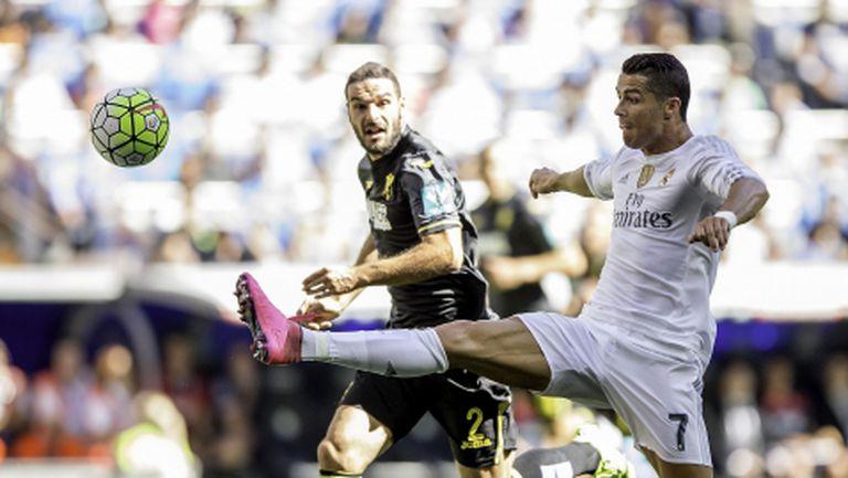 Кейлор Навас и Бензема измъкнаха Реал Мадрид (видео + галерия)