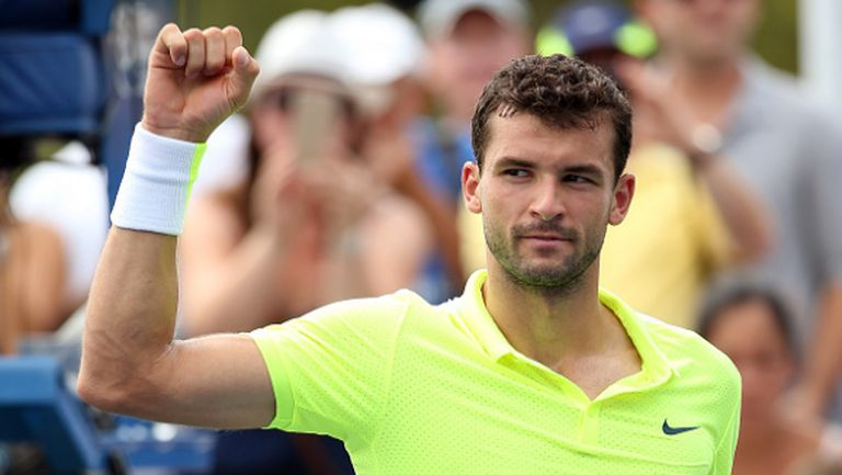 Григор Димитров запази 19-ото място в ранглистата на АТП