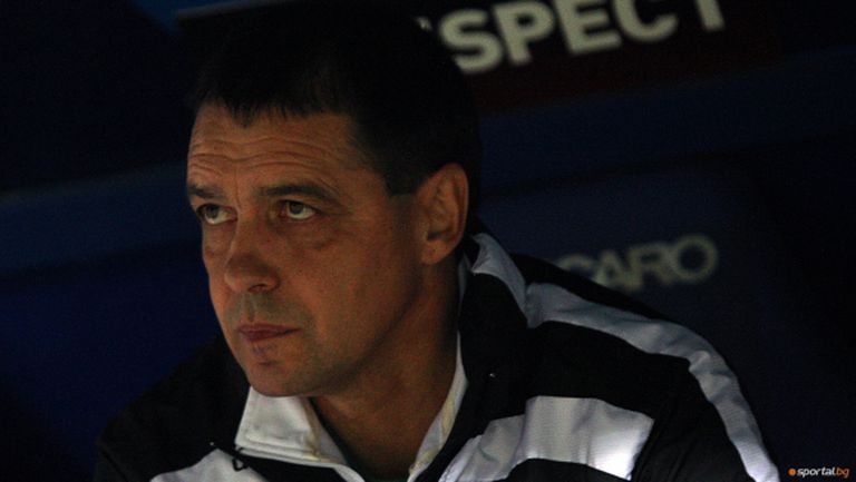 Хубчев: Подходихме сериозно, но имаше и много грешки