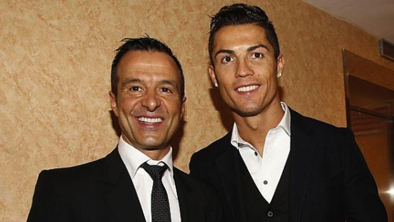 Жорже Мендеш е най-богатият футболен агент в света