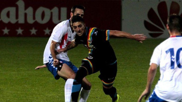 Пабло Ернандес извън терените най-малко за месец