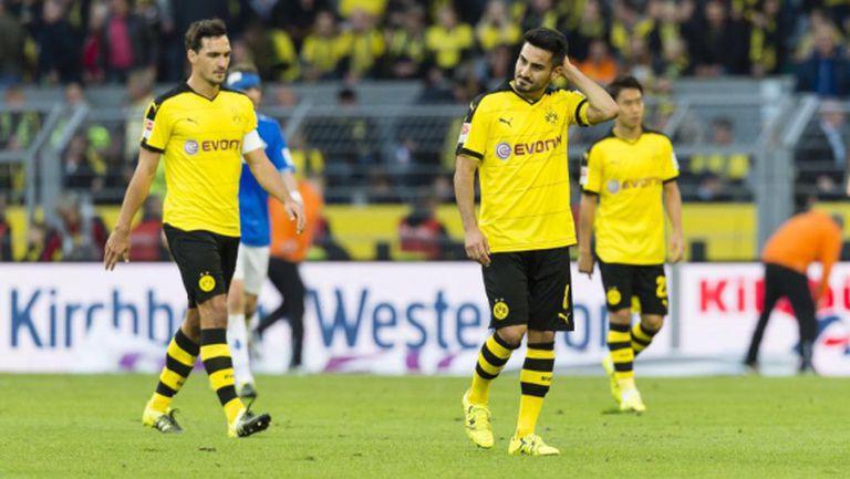 Дортмунд профука нови точки за радост на Байерн (видео + галерия)