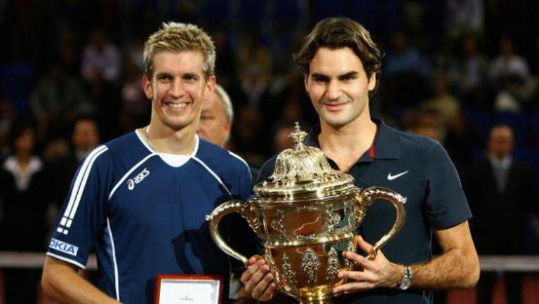 Федерер ще е последният съперник в кариерата на Нийминен